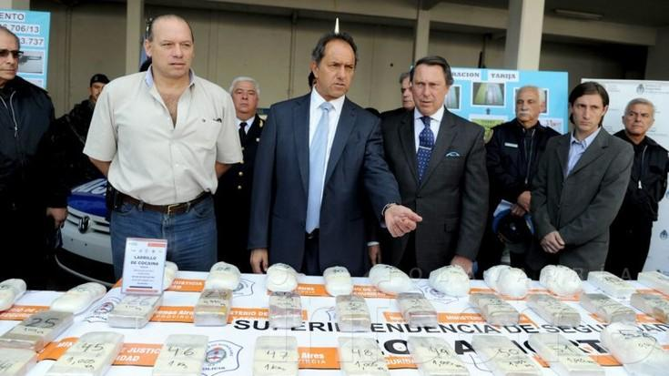 Si Gana Scioli, Berni será su ministro de Seguridad