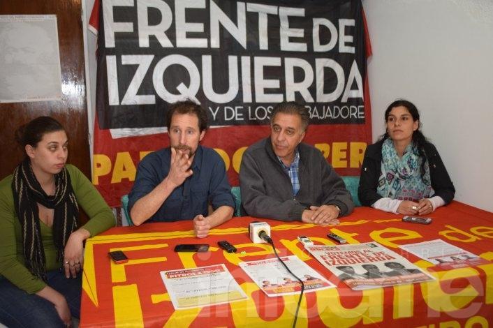 """A días de las elecciones, el FIT busca captar el voto """"no representado"""""""