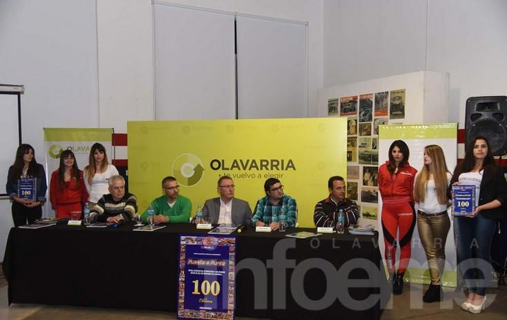 """Se presentó el Libro """"100 Ediciones de la Revista Puesta a Punto"""""""