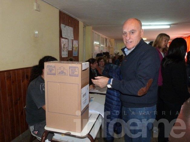 """Mario Cura: """"Es un día sumamente importante para la democracia"""""""