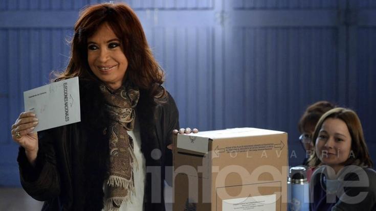 "Cristina Kirchner: ""A partir de diciembre voy a ser una militante más"""