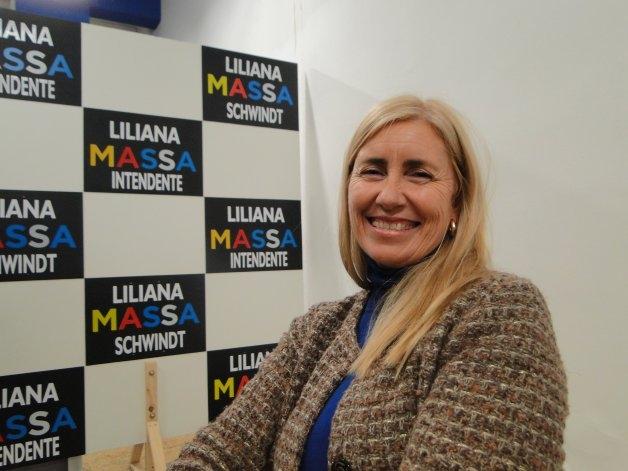 """Liliana Schwindt: """"El Frente Renovador vuelve a tener dos concejales"""""""
