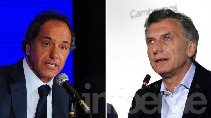 El debate entre Daniel Scioli y Mauricio Macri tiene fecha