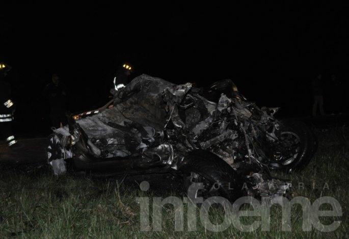 Camionero olavarriense involucrado en accidente fatal en Ruta 3