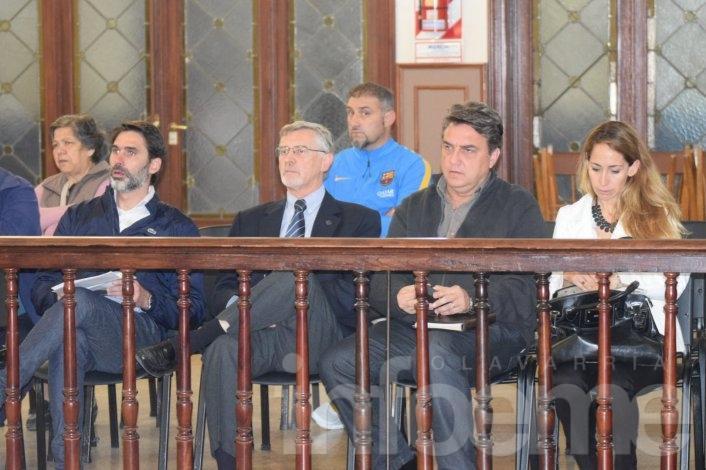 El Concejo autorizó la licencia del Intendente Eseverri por quince días