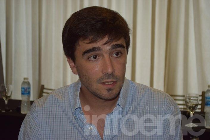 Galli designará a Germán Maroni en Salud Pública y habló con Eseverri