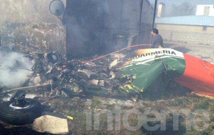Olavarriense fallecido en trágico accidente aéreo en Santa Cruz