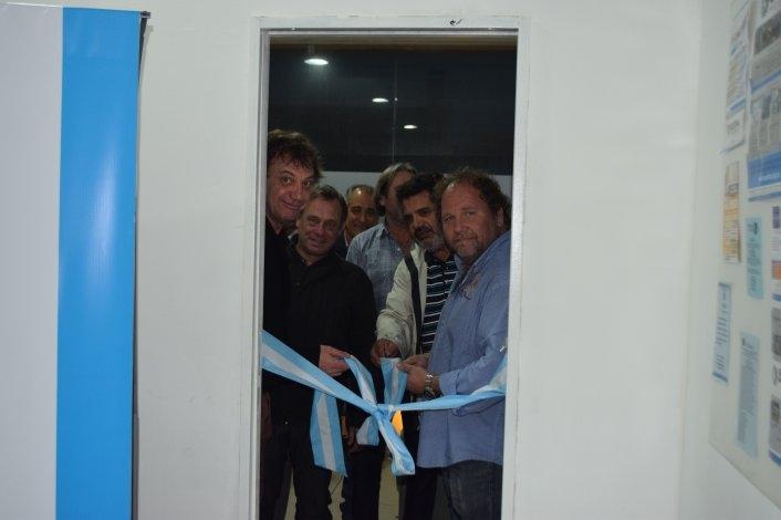 Se inauguró la sede local del SUETRA