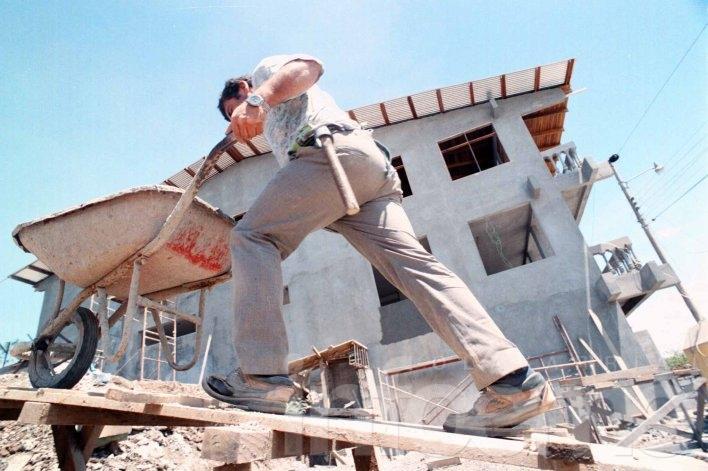 El nivel de la actividad de la construcción creció 5,6% en septiembre