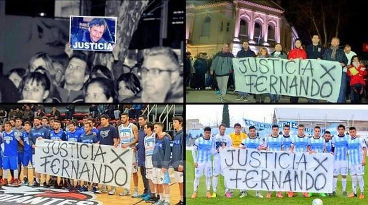 """Esta noche se realizará la marcha """"Por justicia y más seguridad"""""""