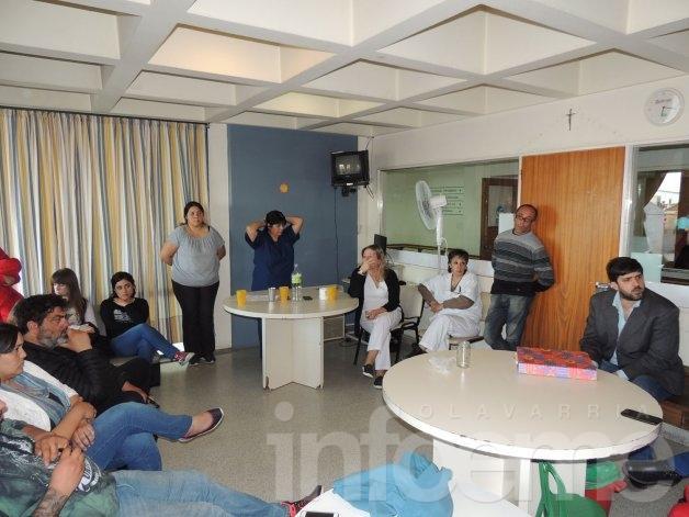 """Violencia en pediatría: piden urgente solución tras """"incumplimiento de promesa"""""""