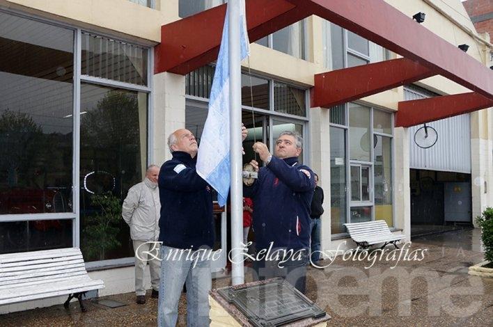 El Cuartel de Bomberos celebró sus 67 años de servicio