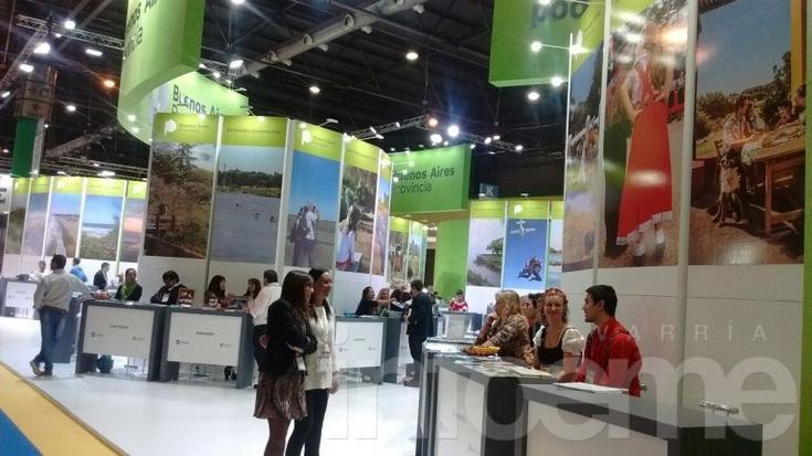 Olavarría presente en la Feria Internacional de Turismo