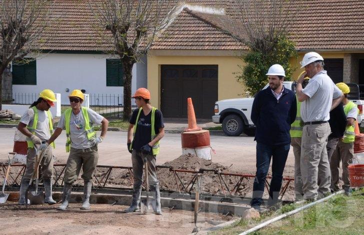 Provincia desembolsó más de 24 millones para obras en Olavarría