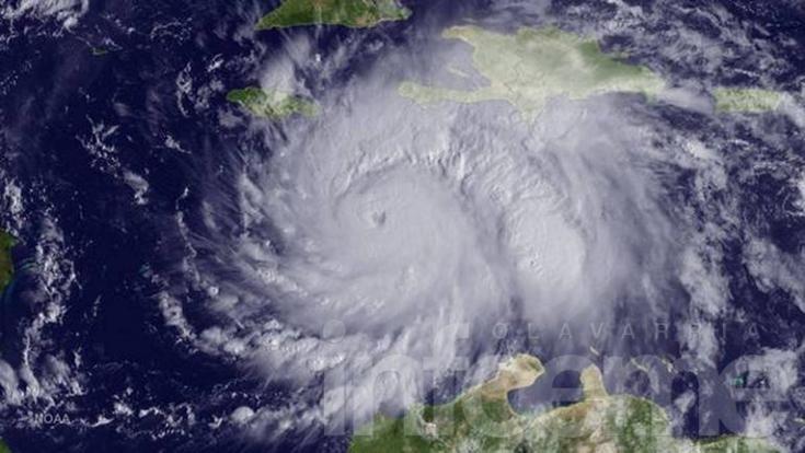El huracán Matthew ya golpea Haití y Florida se pone en alerta