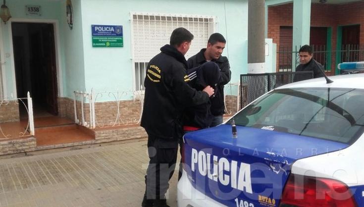 Insólito: detuvieron por varios robos a un acusado en el Crimen de Palahy