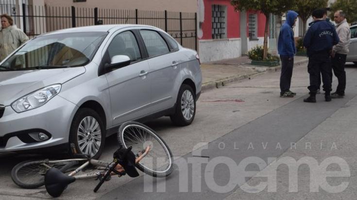 Continúa grave el ciclista accidentado y el hombre baleado fue operado