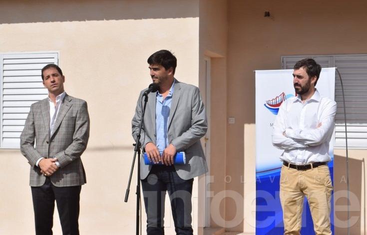 Galli entregará viviendas en el barrio Educadores