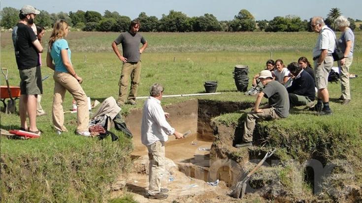 Confirman ocupación humana en la región pampeana hace 14 mil años