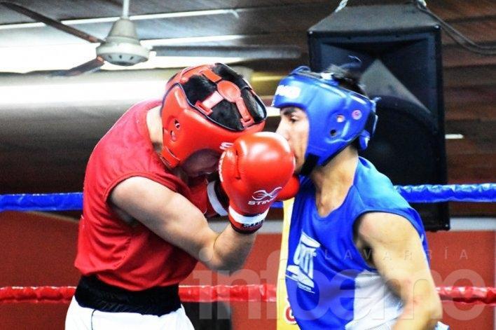 Nuevo festival de boxeo en Mariano Moreno