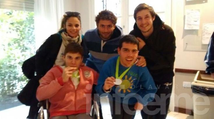 Bonaerenses: en otra jornada Olavarría sumó 15 medallas