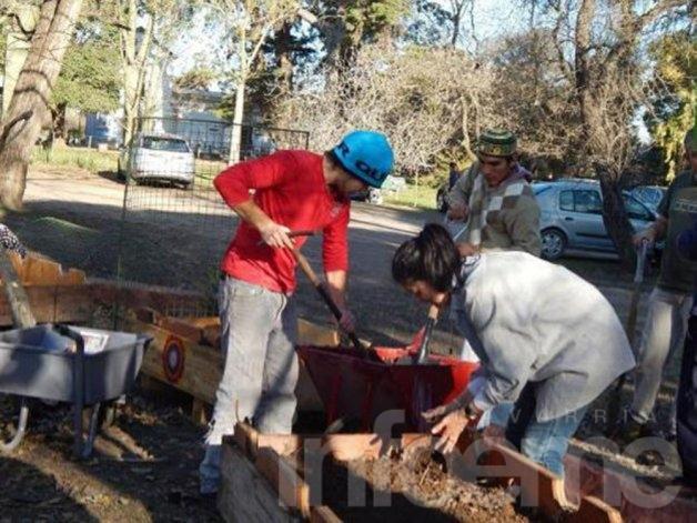 Continúan con la realización de talleres de educación ambiental