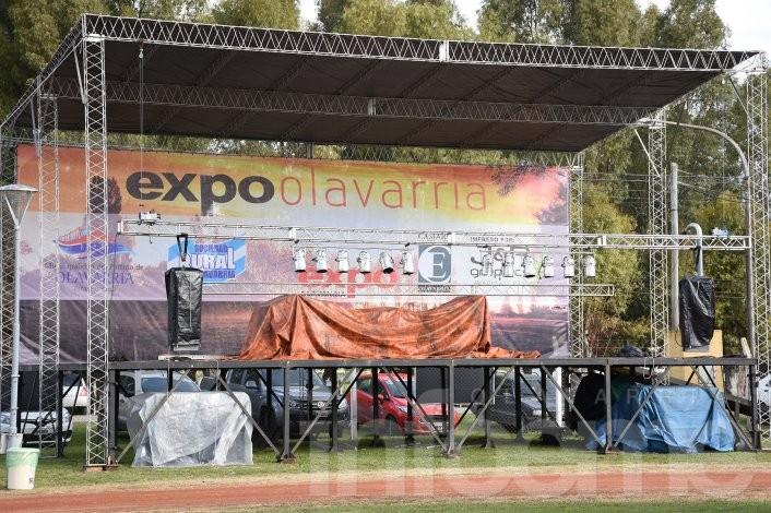 Pasó la primer jornada de la Expo 2016
