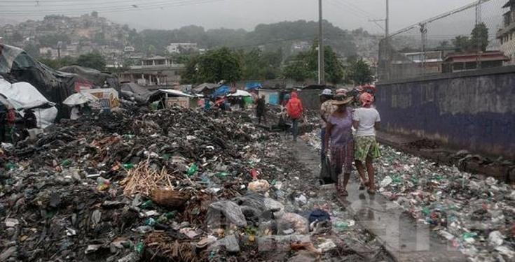 Días de luto en Haití tras el paso del huracán
