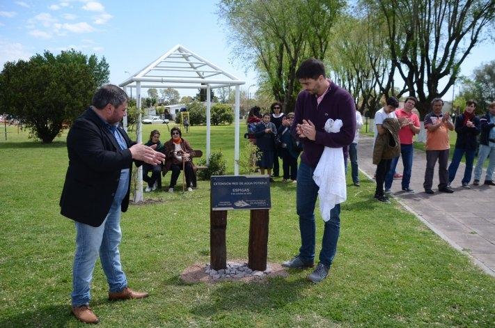 Este domingo Espigas celebró 106 años de su fundación