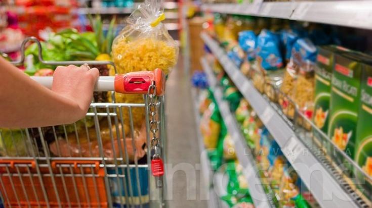 La canasta básica de alimentos aumentó 22% en lo que va del año