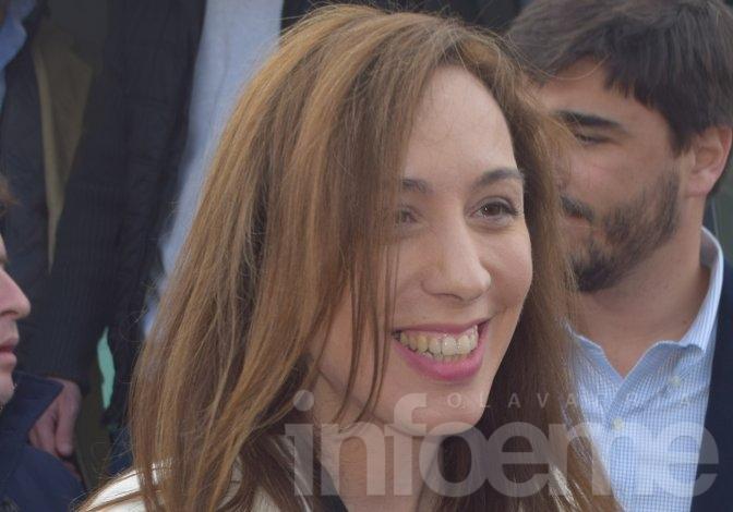 Polémica por un video que publicó María Eugenia Vidal de Olavarría