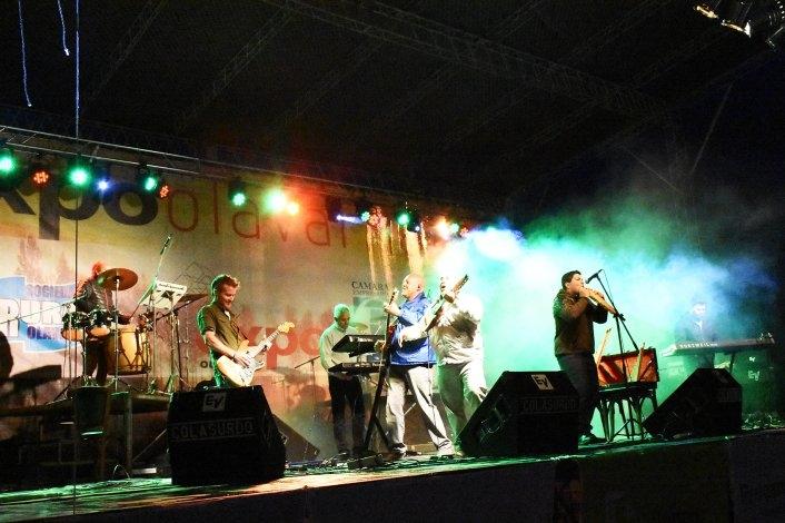Con la presencia de artistas locales se realizó el cierre de la Expo 2016