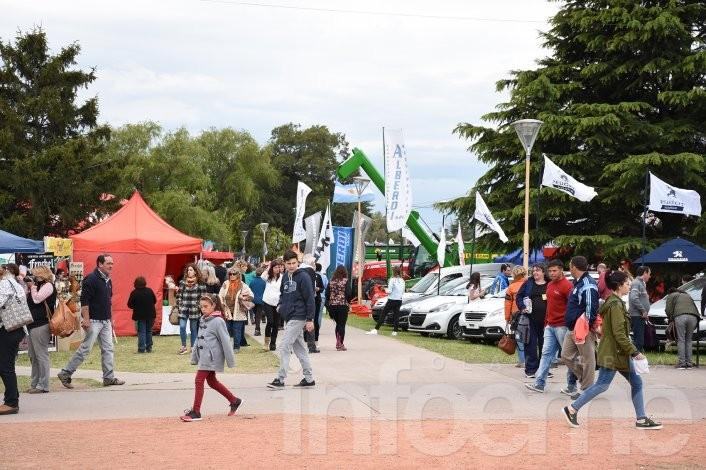 Se realizó la inauguración oficial de la Expo 2016