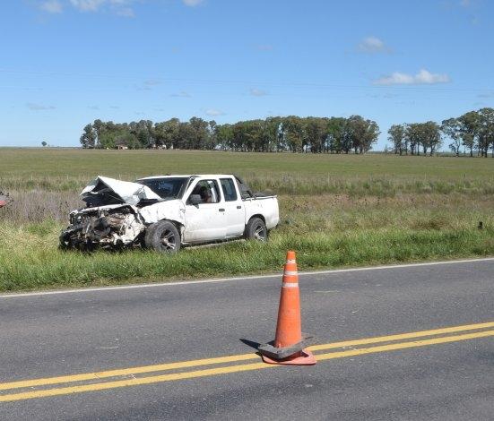 Grave accidente en Ruta 51: se conoció un nuevo parte médico