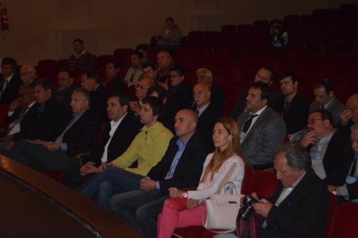 Comenzó en Olavarría el Congreso nacional de Periodistas Deportivos