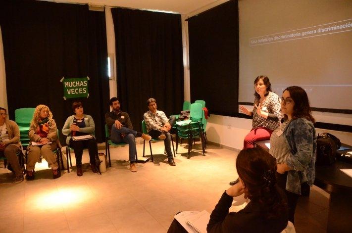 Violencia de género: iniciaron las jornadas de capacitación