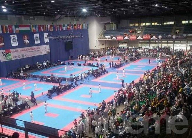Olavarrienses ya están en Hungría para competir