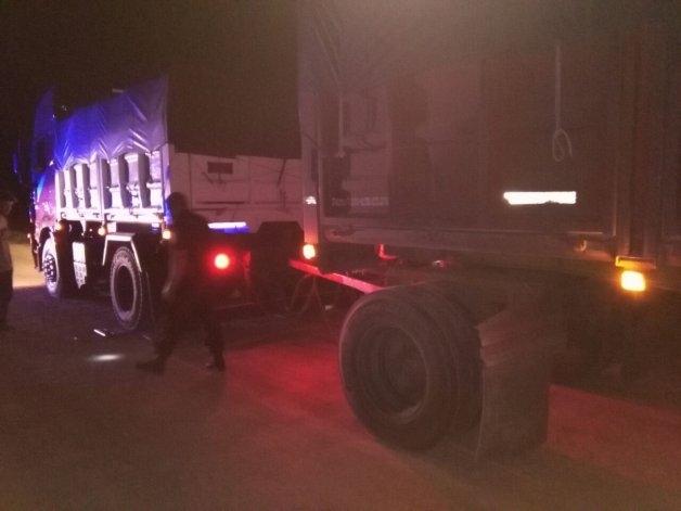 "Interceptaron un camión ""cuando realizaba recarga clandestina"""