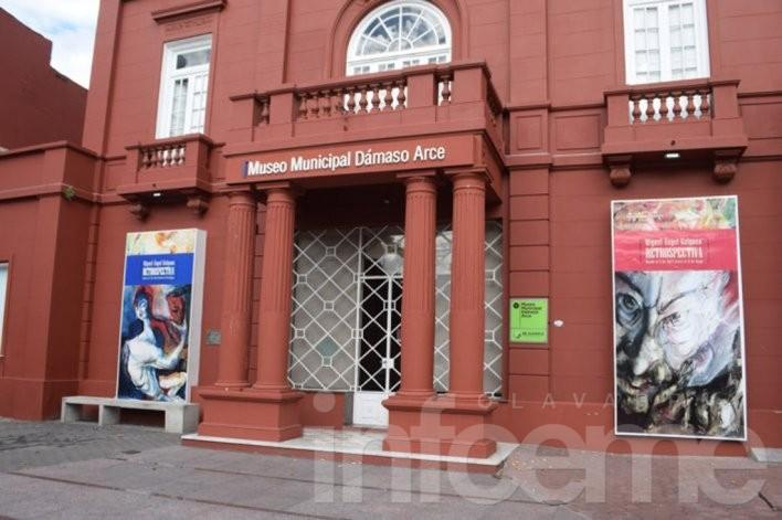Una nueva muestra inaugura en el Museo Dámaso Arce