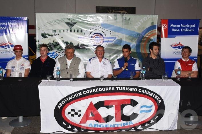 El TC y TC Pista Mouras se presentaron en sociedad