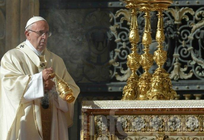 El Papa proclamó santo al Cura Brochero