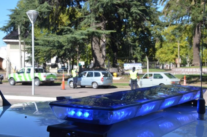 Tránsito: en  nuestra ciudad se cometen más de 40 infracciones diarias