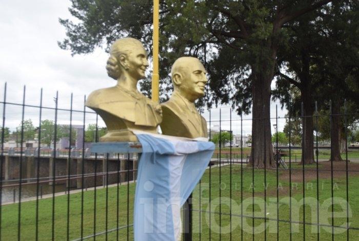"""El """"Peronismo Histórico"""" celebró el Día de la Lealtad"""