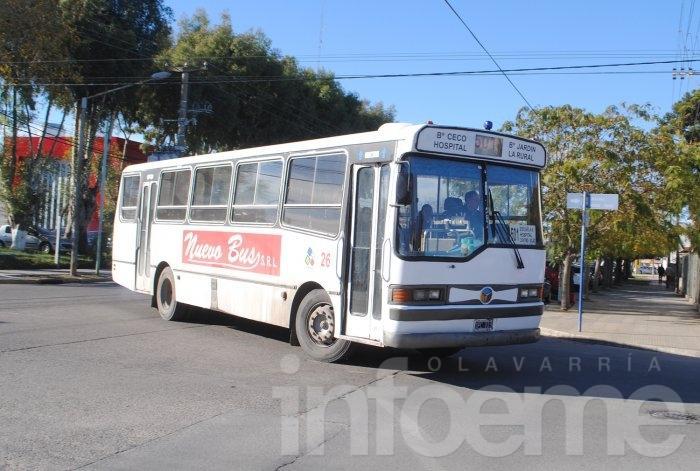 Barrio Mataderos: denuncian incumplimiento de Nuevo Bus