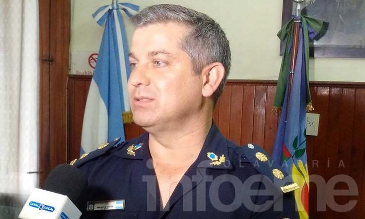 Mariano Martín asumió como nuevo titular de la Comisaría Primera