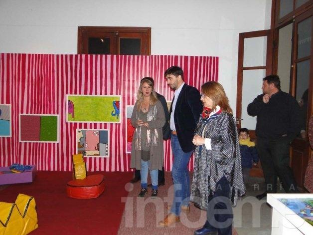 """Galli: """"Cultura Viva va a ser un sello de mi gestión"""""""