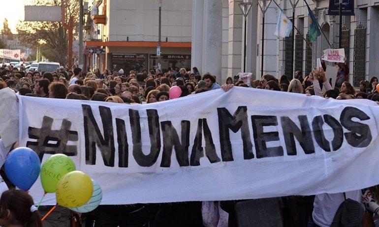 En Olavarría convocan a marchar bajo la consigna #NiUnaMenos