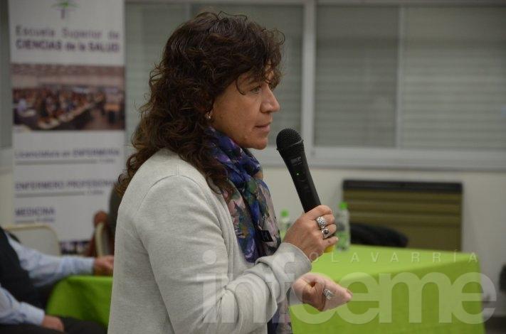 La ministra de Salud provincial estará en la Expo Residencias