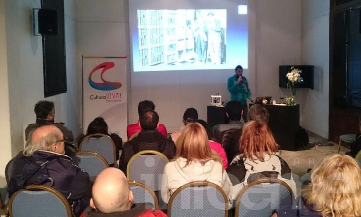 """Sigue a paso firme """"Cultura Viva"""" en Centro Cultural"""