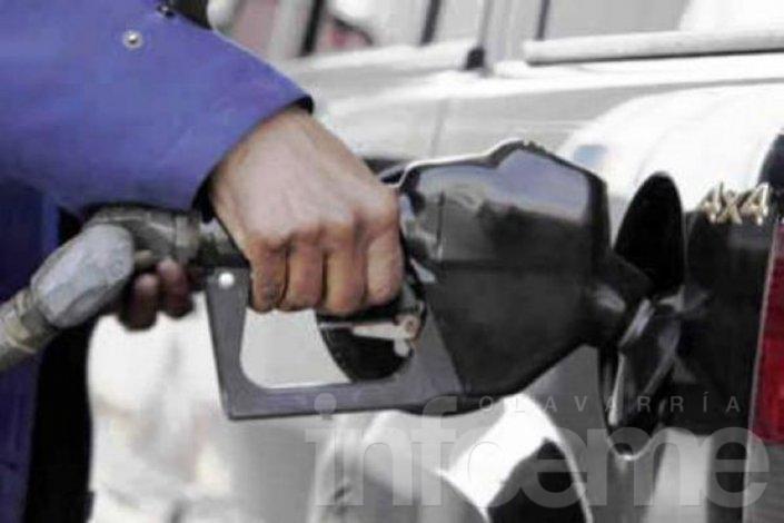 En noviembre volverán a aumentar los combustibles en el país